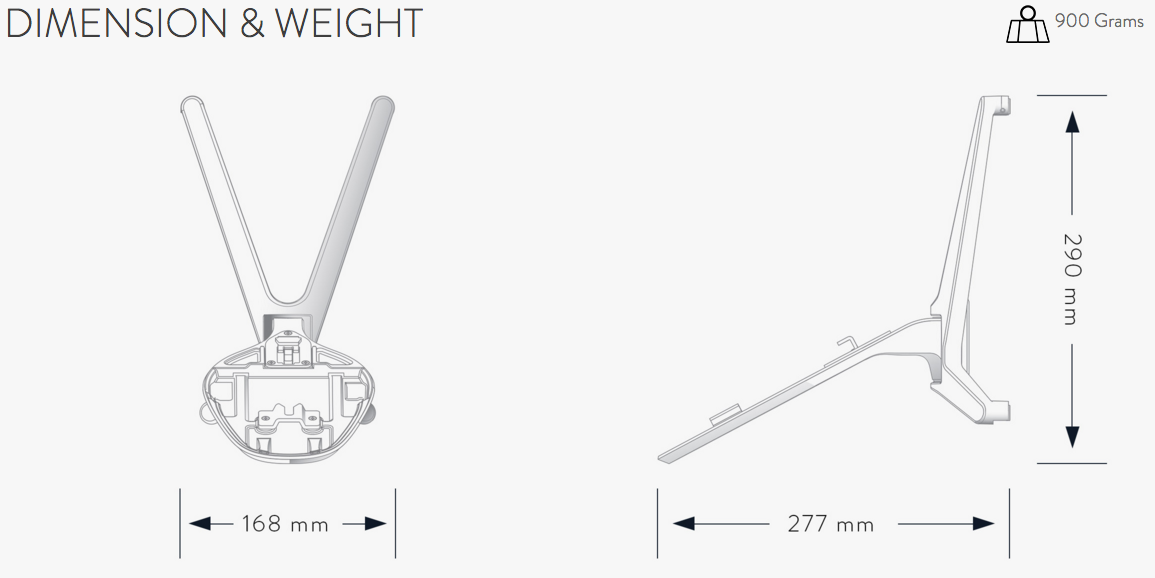Devialet Phantom Gecko Weight Dimensions
