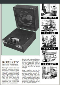 Roberts Radio History