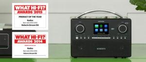Roberts Radio Stream 93i