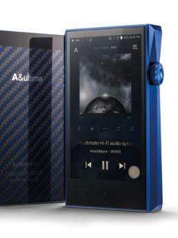 High-end audio portable