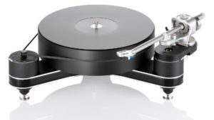 Clearaudio Innovation Compact Black